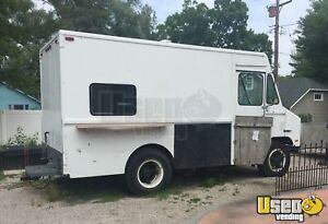 Chevy Food Truck For Sale In Michigan