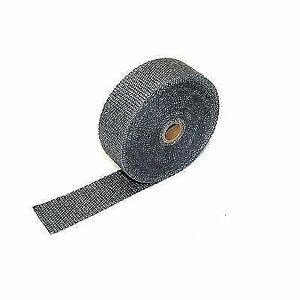 Design Engineering Inc 010108 Exhaust Wrap Black 2 Wide X 50 Roll