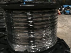 R2 08 reel 328 Feet Of 1 2 Sae 100r2at Hydraulic Hose 2 wire 5 000 Psi