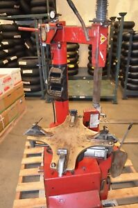 Coats 5030a Tire Changer Machine With Wheels