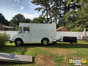 Chevy P30 Bbq Truck For Sale In Virginia