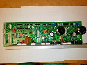 Getinge maquet Alphamax Surgery Table Charger Board Pn 9702873