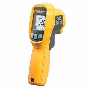 Fluke 62 max Mini Infrared Thermometer Thermal Temperature Reader 30 c To 500 c