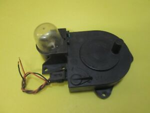Oem Chevy Truck Under Hood Trouble Light With Wiring Harness 15990293