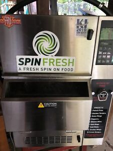 Perfect Fry Sfc570 208 Ventless Enclosed Fryer 208 Volts 5 7 Kw Perfectfry