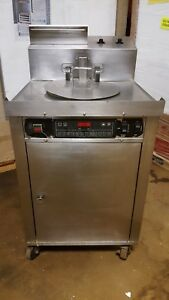 Giles Chester Fried Cf400 Electric Fryer Cooker Cooking Chicken Fries Food
