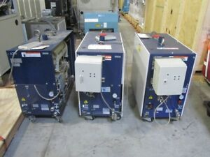 Ebara Dry Vacuum Pumps A30w A70w 3 Units