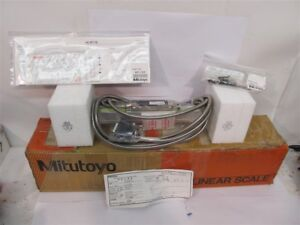 Mitutoyo 539 274 30 Linear Scale 0 10 0 250mm Eff Range At116 250