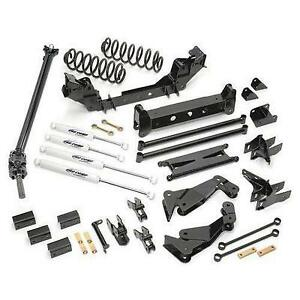 Pro Comp Suspension 6 Inch Lift Kit With Es9000 Shocks K5072b