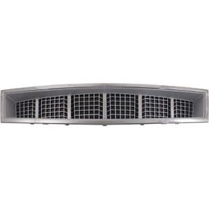 For 2007 2013 Cadillac Escalade Front Bumper Grille Platinum Model Chrome silver