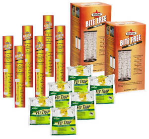 Valley Vet Supply Complete Fly Trapping Kit Iv