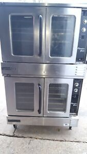 Toastmaster Double Stack Elecric Convection Ovens 220w 1ph restaurant Equipment