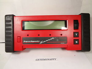 Snap On Mt2500 Diagnostics Scanner V2 2 Very Nice Works Great