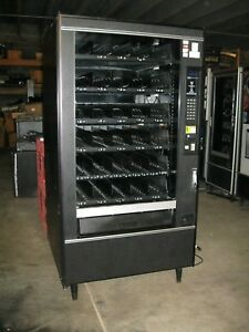 National 157d Snack Food Candy Vending Machine With Surevend Mdb