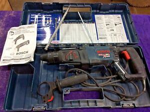 Bosch Bulldog Extreme 11255vsr 1 Sds Plus Rotary Hammer Drill With Case
