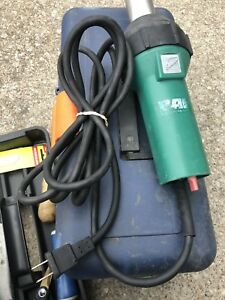Bak Rion Heat Gun 40mm Nozzle Tools Knives Probe Roller Roofing Leister