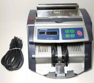 Accubanker Ab1100 Mg uv Commercial Bill Counter Mg Uv Counterfeit Detector