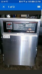 Hatco Food Warmer Chef System Cook Hold Oven Restaurant Equipment