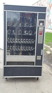 Rowe 4900 Snack Candy Vending Machine