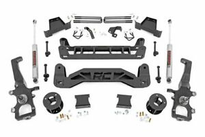 Rough Country 6 Lift Kit Fits 2004 2008 Ford F150 2wd Suspension Kit 52430