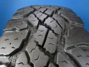 Used Goodyear Wrangler Duratrac Lt245 75 17 14 15 32 High Tread No Patch 2258c