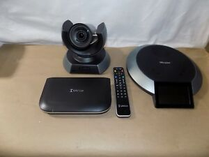 Lifesize 200 Hd Video Conferencing Kit W Base Camera Phone Remote ss 25