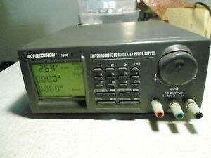 Bk Precision 1698 Switching Mode Dc Regulated Power Supply
