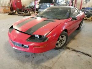 Rear Axle Assembly 3 23 Open Drum Rear Brakes Fits 93 97 Camaro 462842