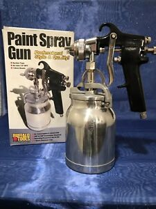Professional Air Spray Paint Gun Buffalo Tools Car Auto Painting