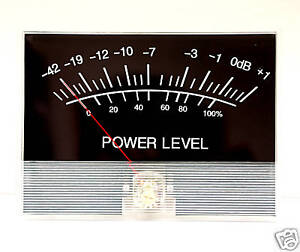 10pc Sp 150 Panel Power Level Meter 42 1db 0 100 660 152x110mm Wxh Sd Taiwan
