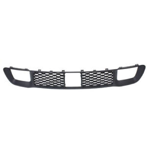 For 2014 2016 Jeep Grand Cherokee Front Bumper Grille Wo Srt 8 Mat Dark Gray