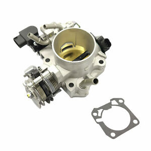 Throttle Body Assembly For 03 06 Honda Accord Element Dx Lx Ex 2 4 16400 Raa A63