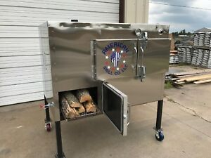 Srs Insulated 36 X 36 Rotisserie Smoker Call Before You Buy