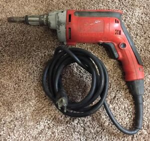 Milwaukee 6702 20 Heavy Duty 6 5a Screwdriver Power Unit