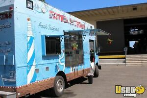 Freightliner Mobile Kitchen Food Truck For Sale In California