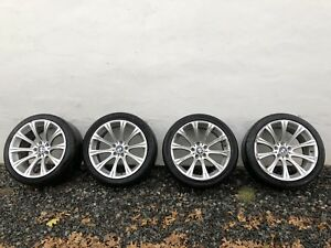 2006 2010 Bmw E60 M5 19 Oem Stock Style 166 Factory Rims Wheels