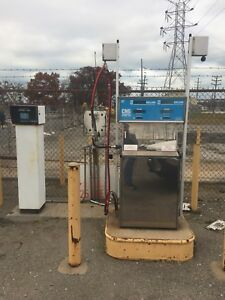 Tulsa 2 Hose Cng Dispenser Compressed Natural Gas Station Component