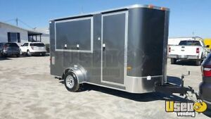 2018 8 X 12 Food Concession Trailer For Sale In Georgia
