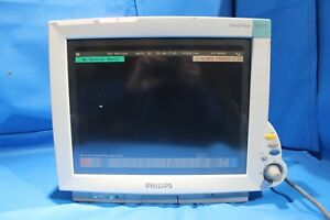 Philips M8007a Mp70 Intellivue Medical Patient Monitor