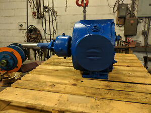 Viking N34 Fully Jacketed Asphalt Pump