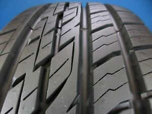 Used Nitto Crosstek 2 Lt245 75 17 14 15 32 High Tread No Patch 2289c
