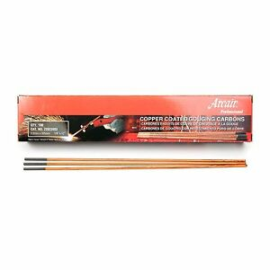 Arcair 22023003 Gouging Electrodes Pointed Copperclad Dc 1 8 X 12 inch