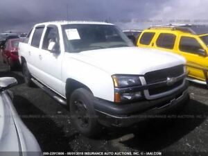 2002 2006 Avalanche 1500 Trunk Hatch Tailgate Mid Gate 321613