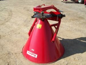 Brand New 3 pt Hitch Spinner Spreader Seeder Fertilizer Spreader