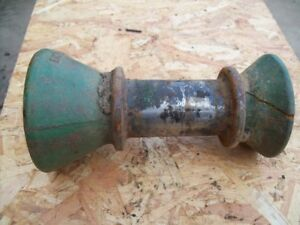 John Deere Rwa Disc Disc Gang Shaft Used Bearing Spool Cracked On End