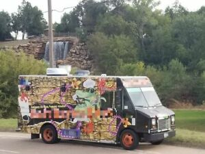 Utilimaster Food Truck For Sale In Texas