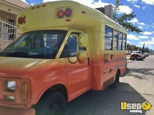 Gmc Food Truck For Sale In Texas