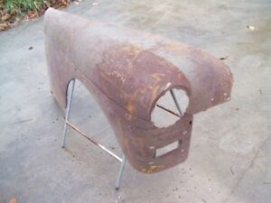 Nos Mopar 1950 Plymouth Deluxe Special Deluxe Passenger Right Front Fender
