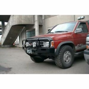 Arb 3438050 Bull Bar Deluxe For Nissan Pickup 1991 97