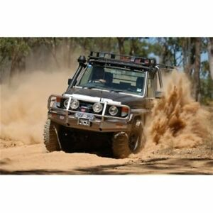 Arb 3412130 Bull Bar Deluxe For Toyota Pre 2007 Lc70 Series